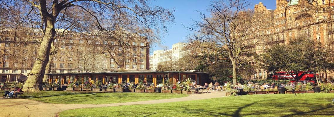 Bloomsbury Park London