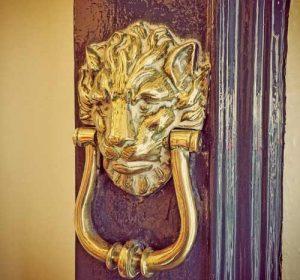 Thanet Hote Door Handle